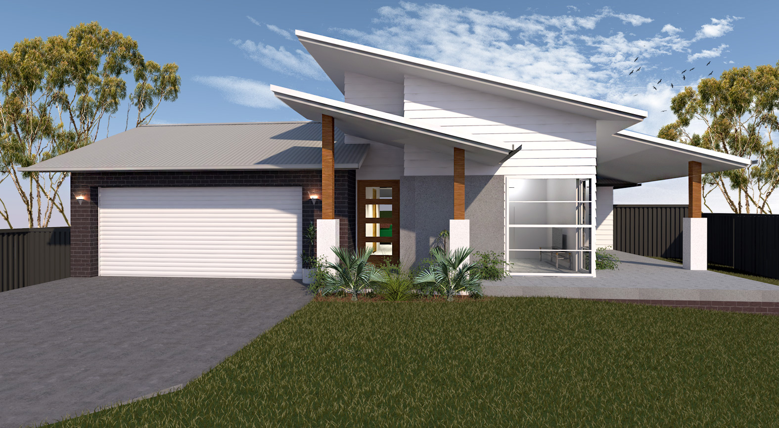 Dach Constructions – The Banksia