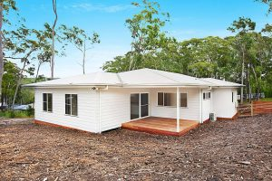 Dach Constructions – Rear exterior